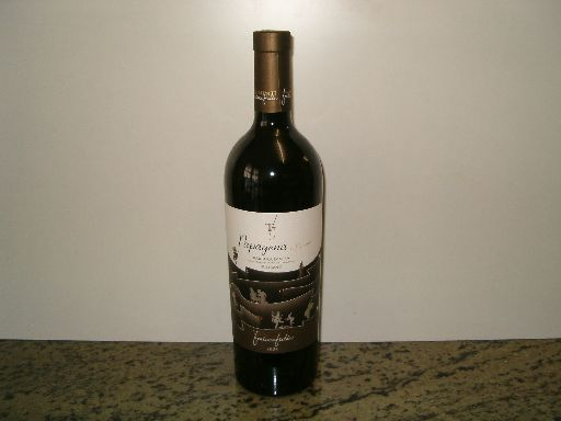 Barbera Dalba superiore doc 750 ml.